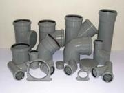 Монтаж и замена труб канализации и водоснабжения.