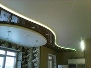 Дизайнерские идеи натяжных потолков